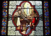 Apparitions - Lourdes